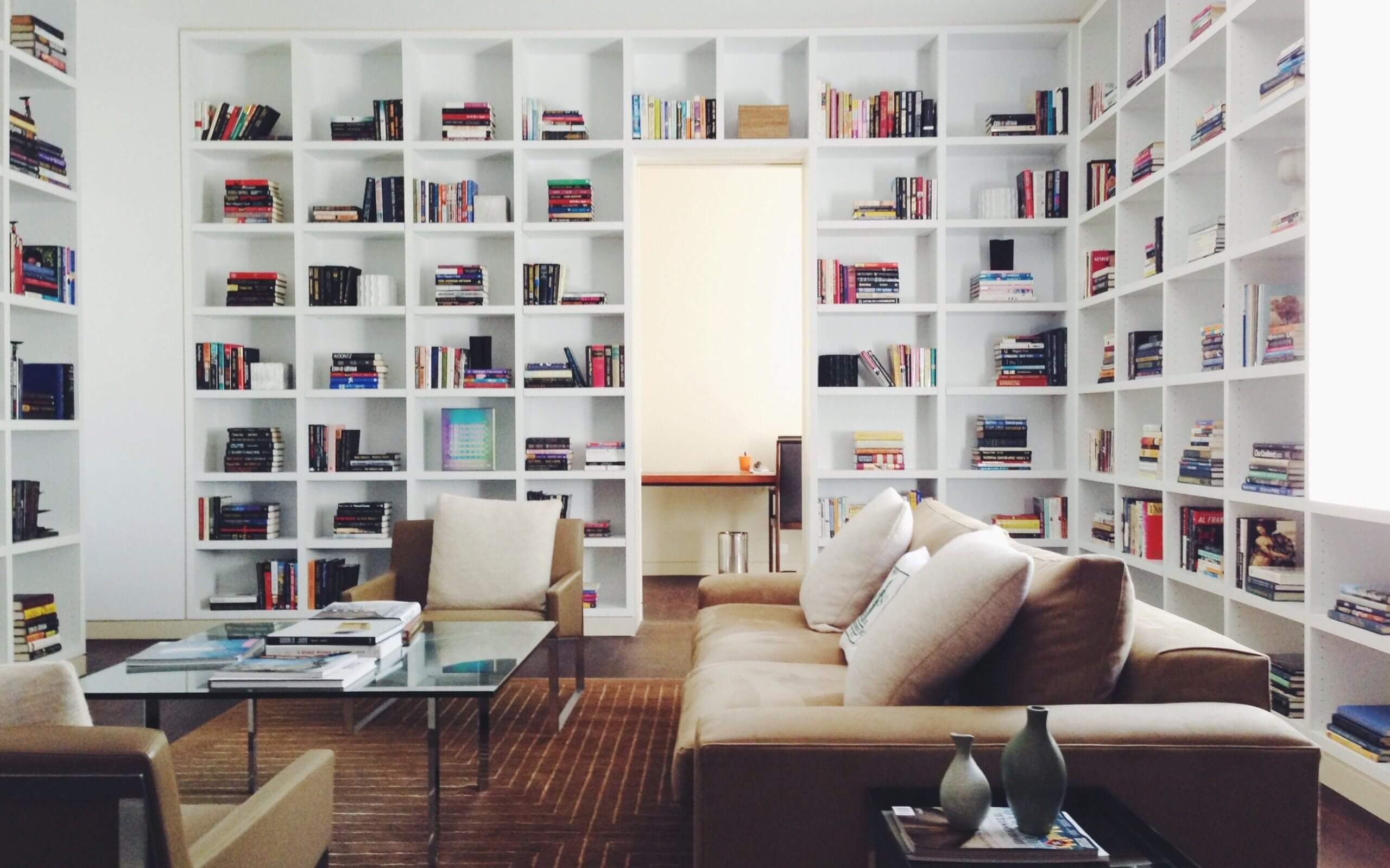 Home Library Design Ideas – Best Designs For Home Decor | Live Enhanced