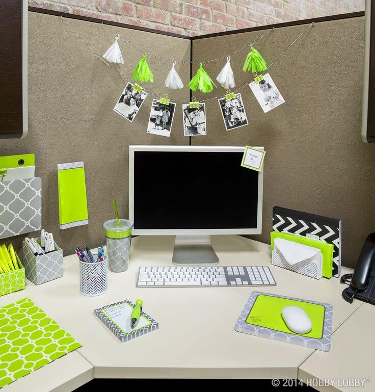 cubicle decoration ideas