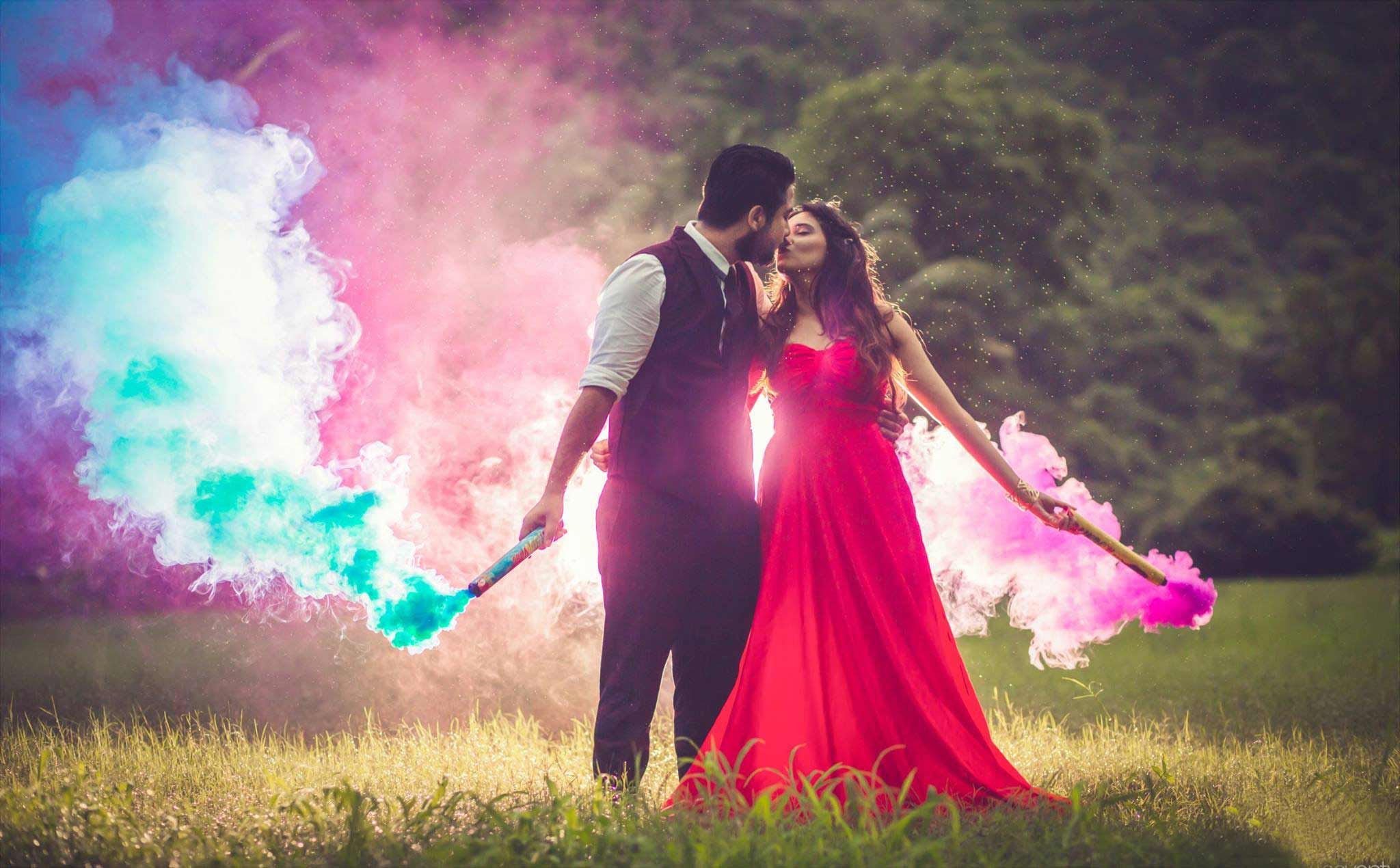 These 10 Viral Images Give You an Idea for Your Pre-Wedding Shoot  Live Enhanced