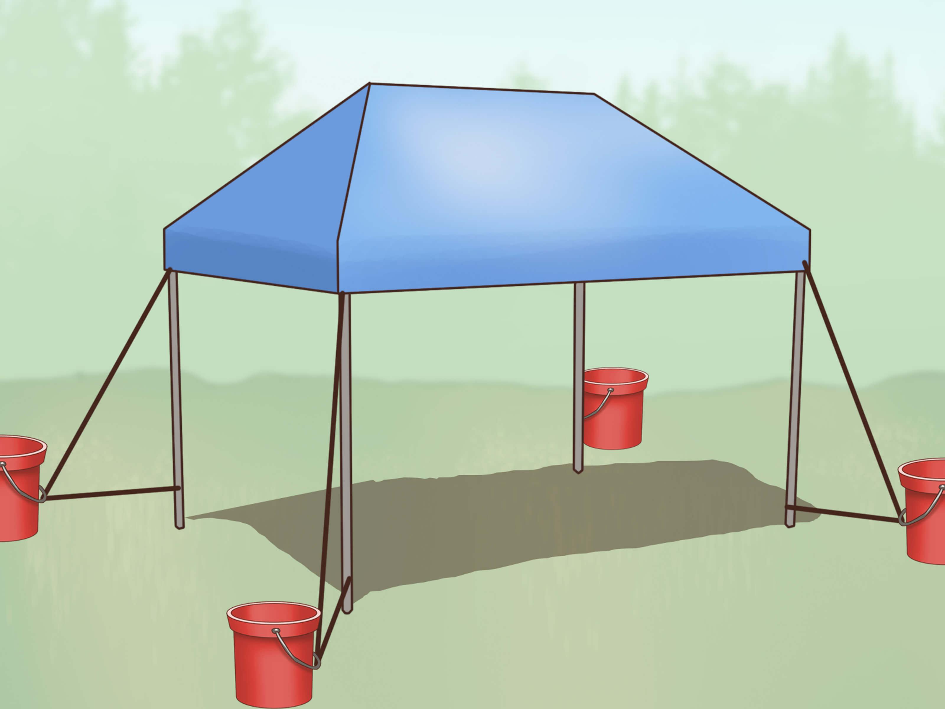 rain shelter canopy