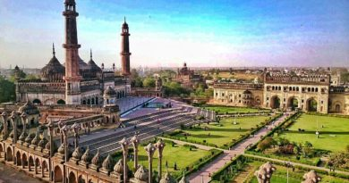 Top 5 things to do in Lucknow 123