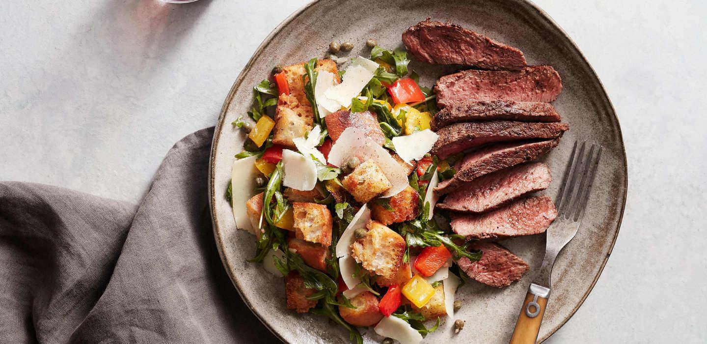 Seared Steak 1