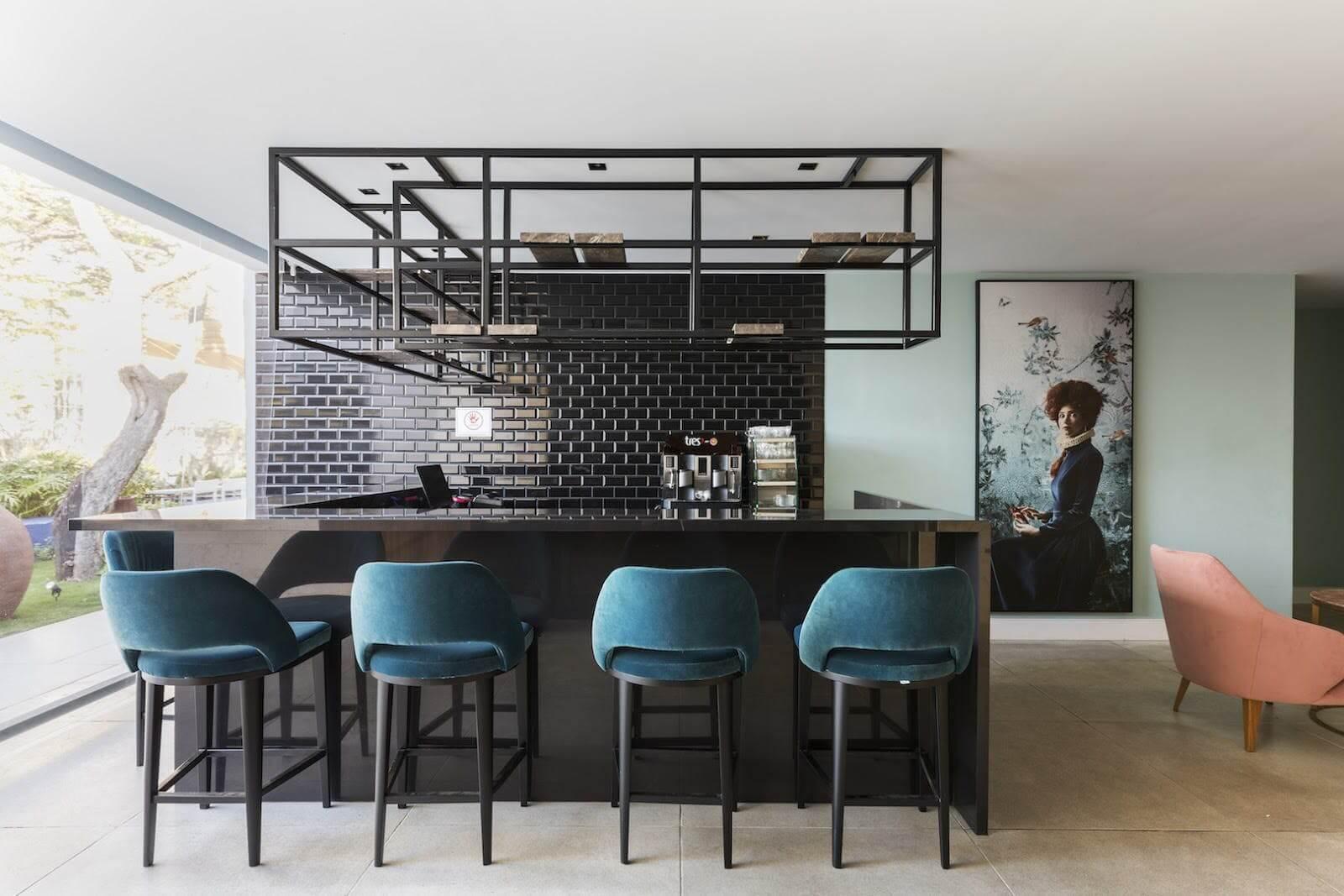 luxurious kitchen design