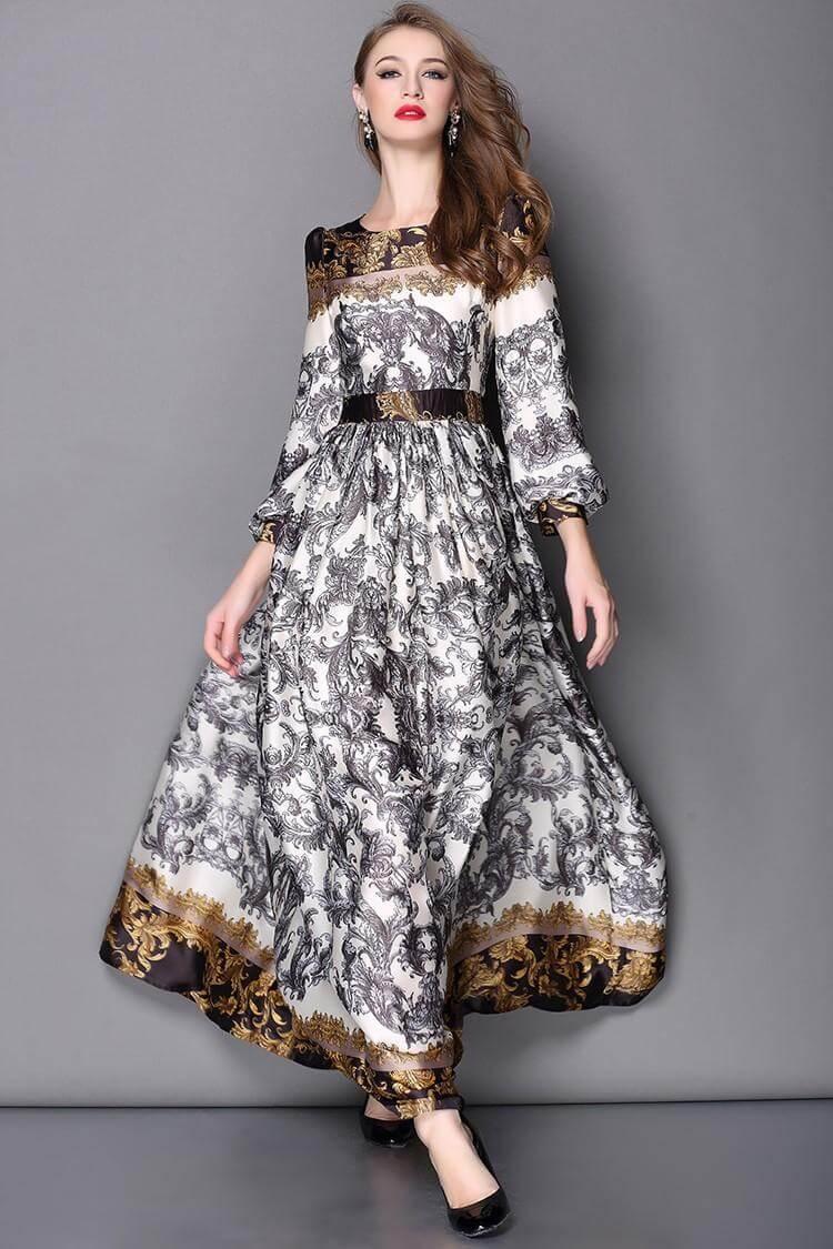 Maxi/Long Dresses
