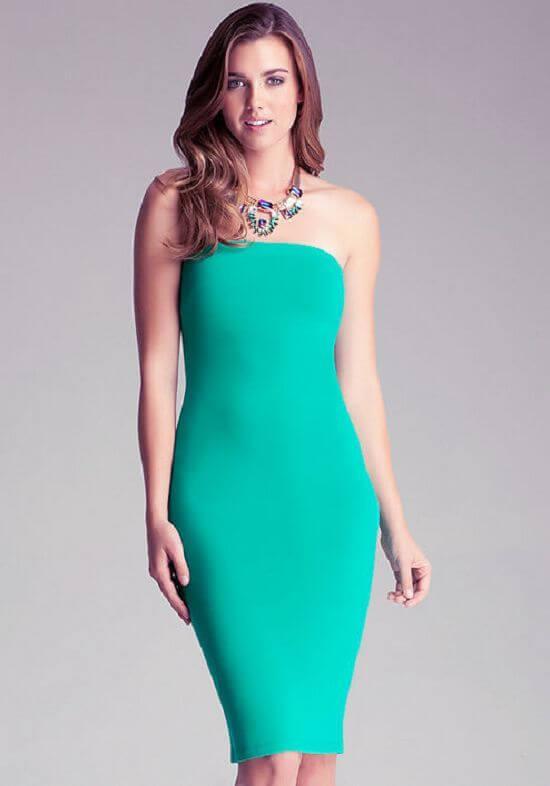 Midi Dresses