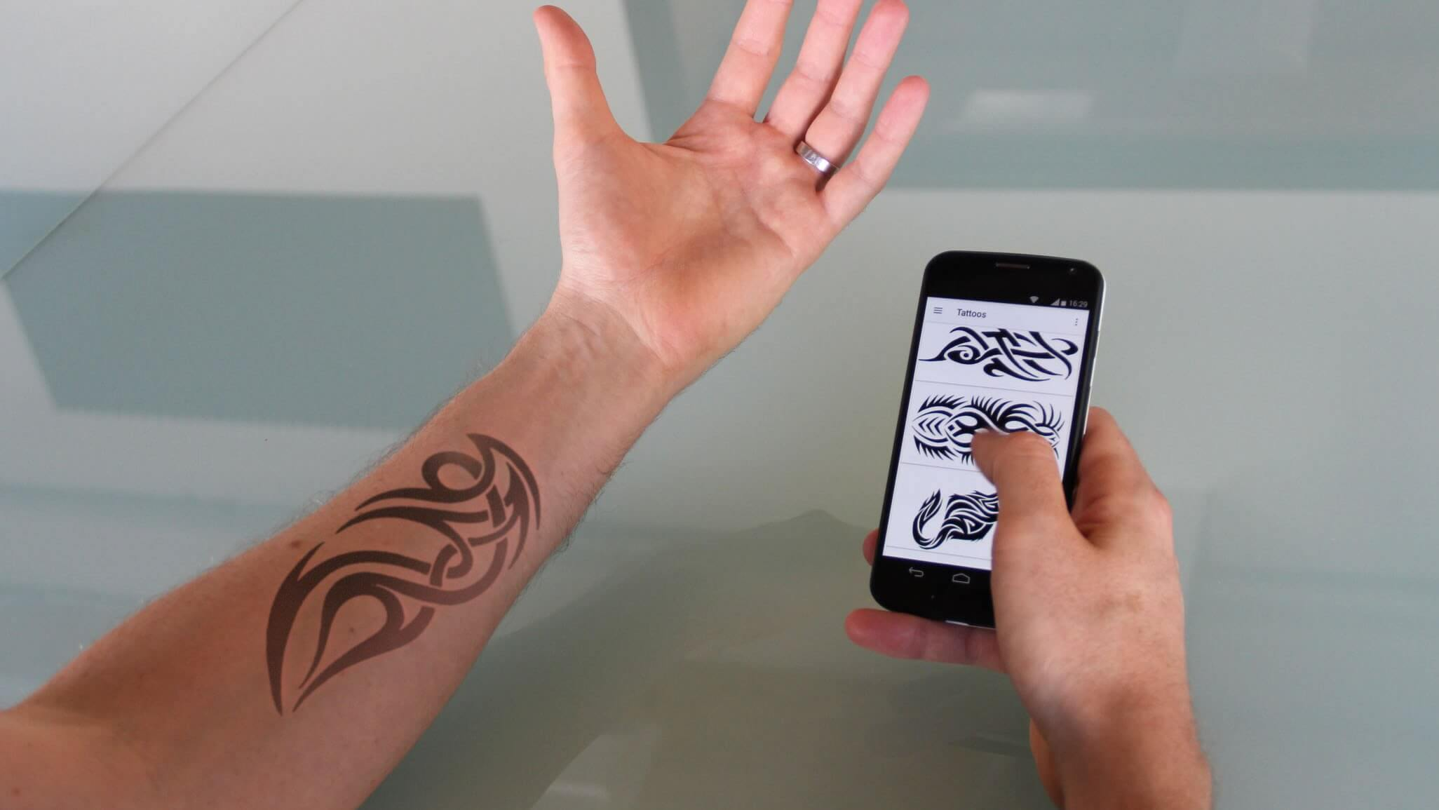 Moodinq Programmable Tattoo System