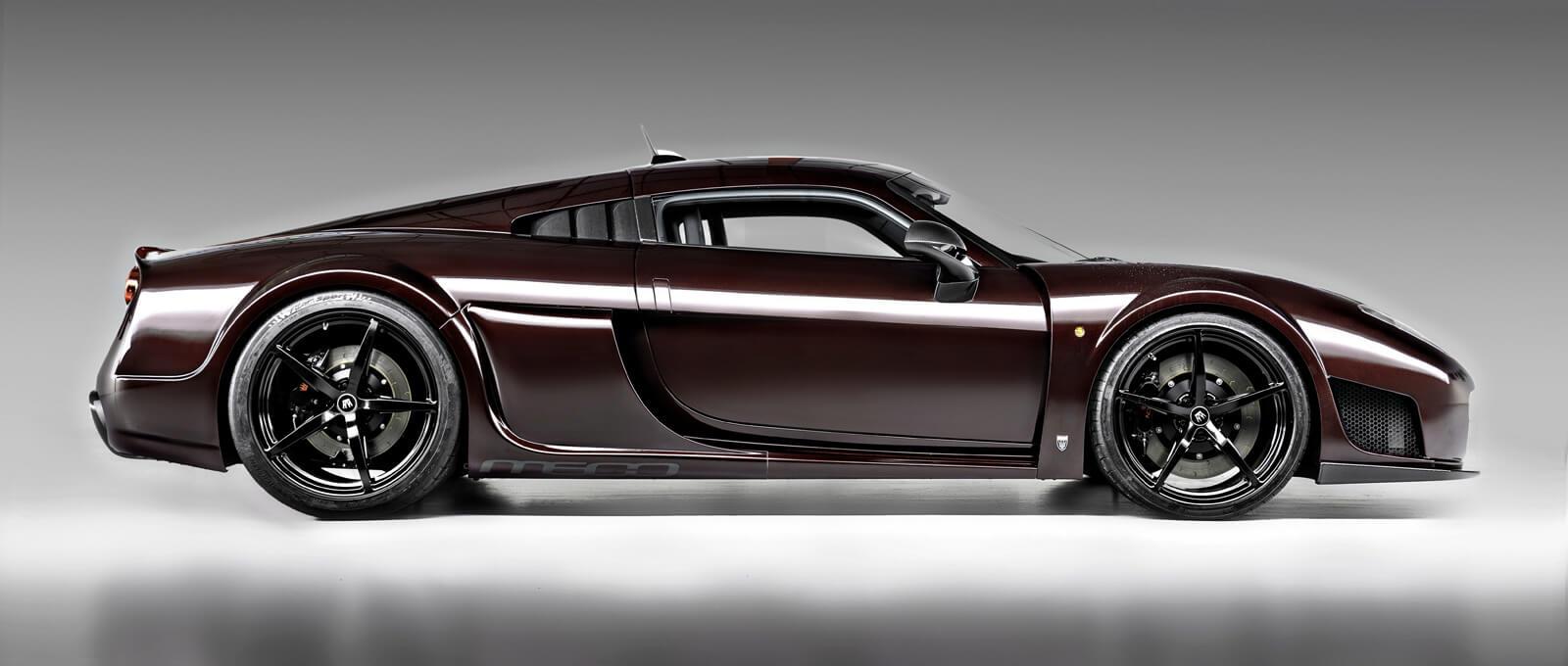 Noble M600 (225 mph)