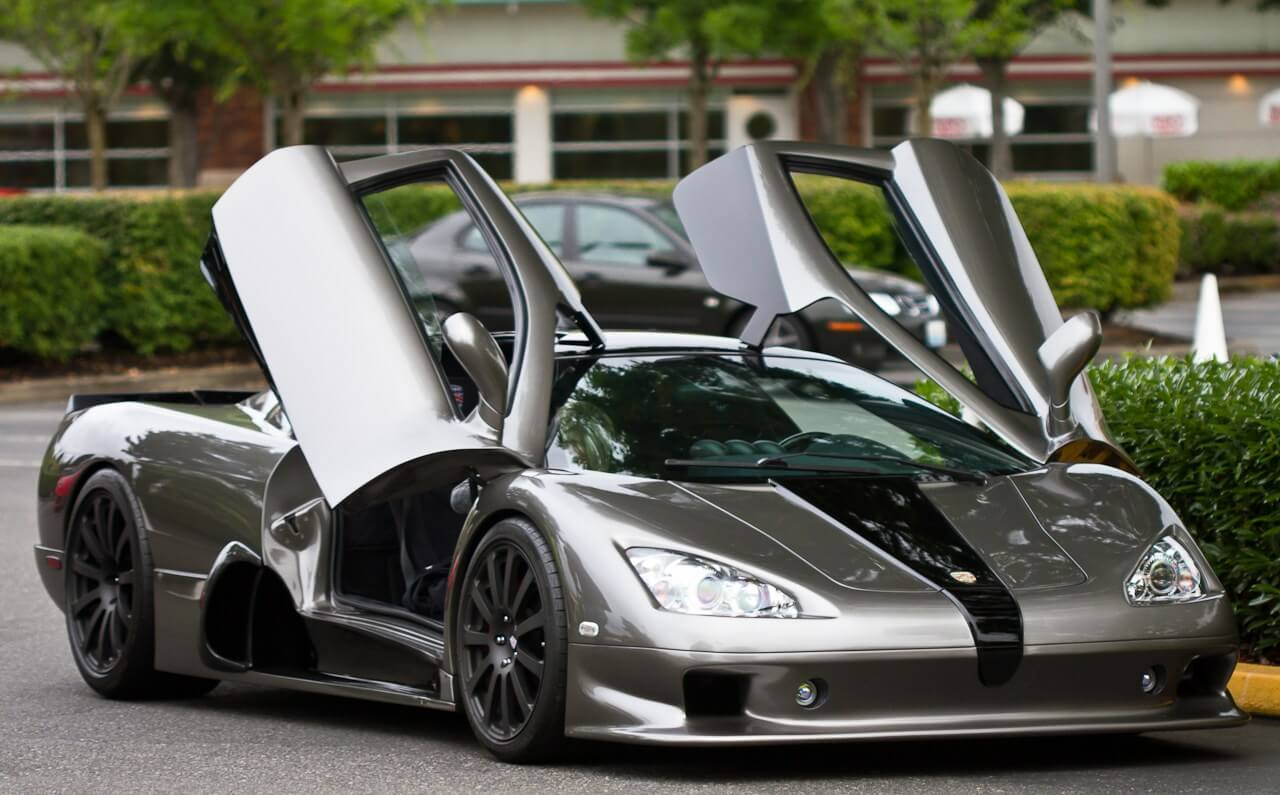 SSC Ultimate Aero (256 mph)