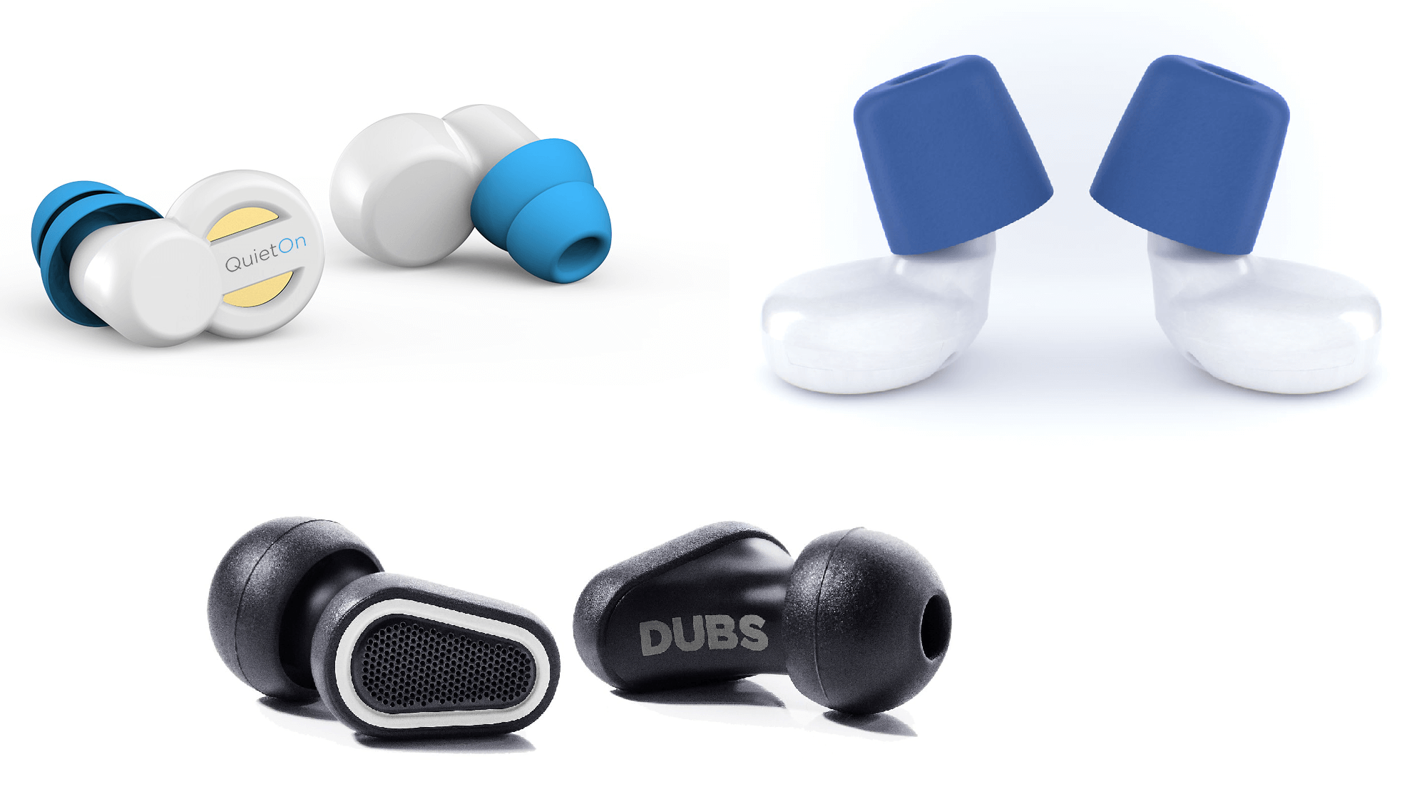 Smart earplugs
