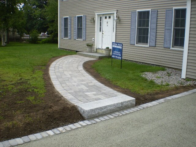 walkways patios