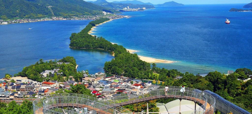 Amanohashidate, Japan