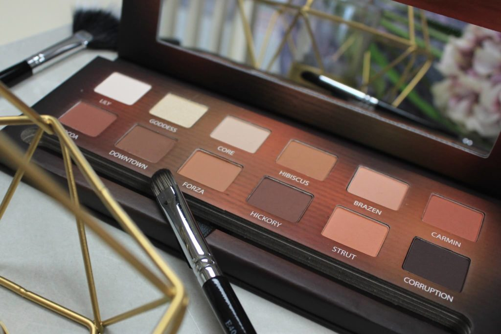 Blank Canvas Cosmetics Master Series Palette One