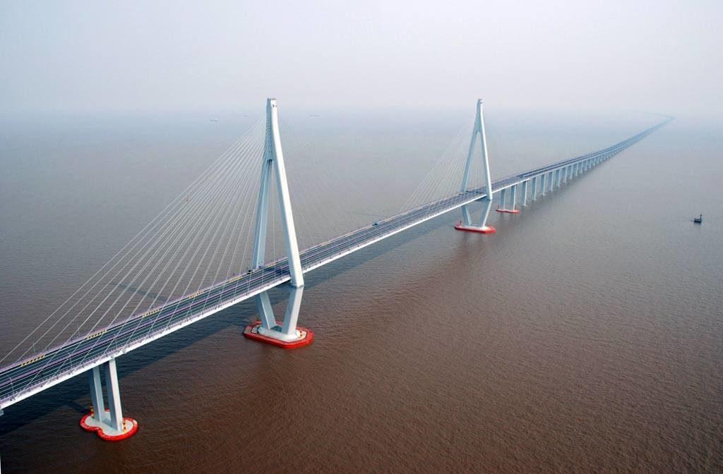 Hangzhou Bay Bridge Bridges