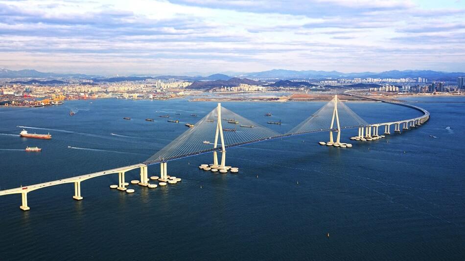 Incheon Bridges