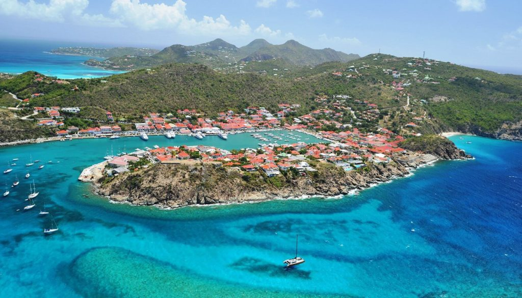 Saint-Barth's Island