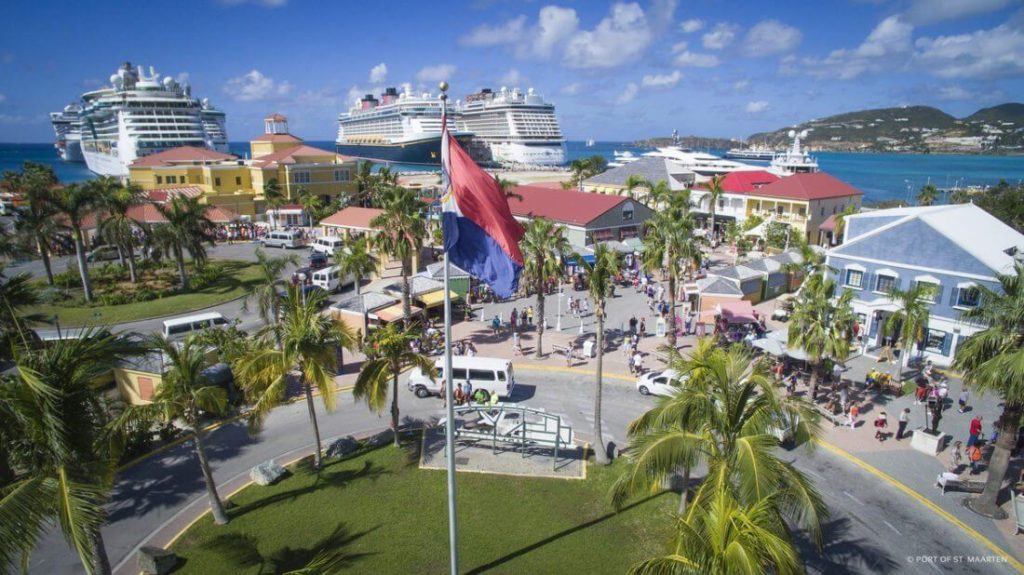 St. Martin & Sint Maarten Islands