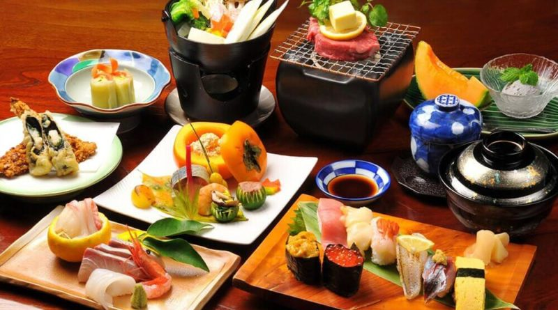 Unique Cuisines Dishes In Japan