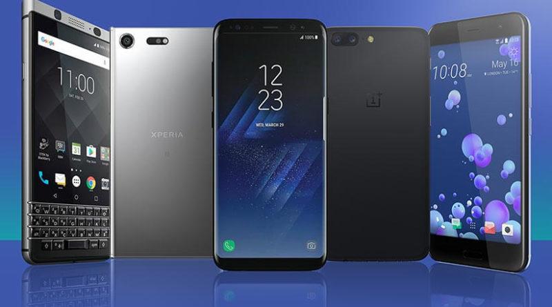 Upcoming Smartphones 2018 In India