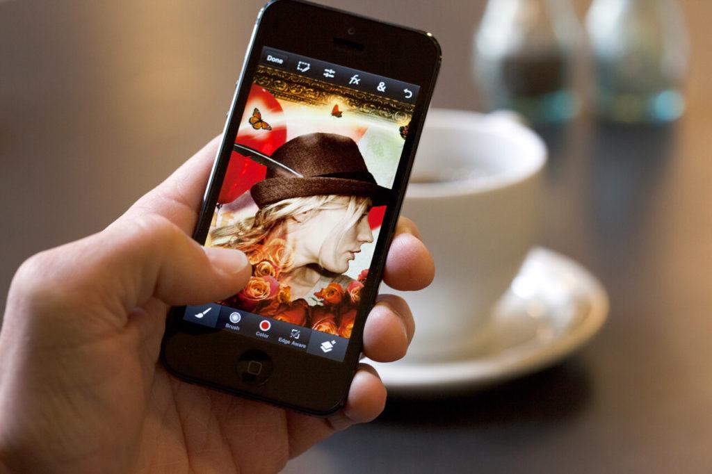 Adobe photo editor apps