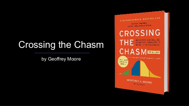 Crossing the Chasm by Geoffrey Moore