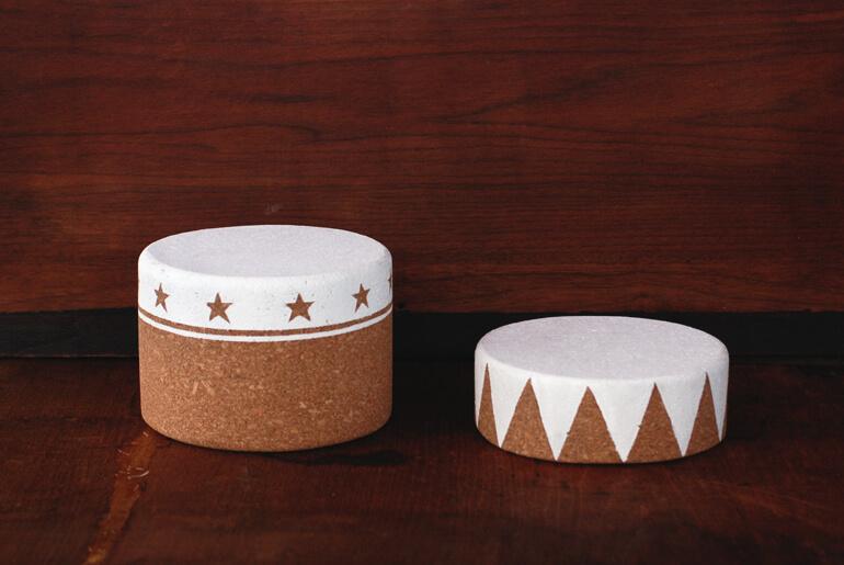 DIY Cork Drum