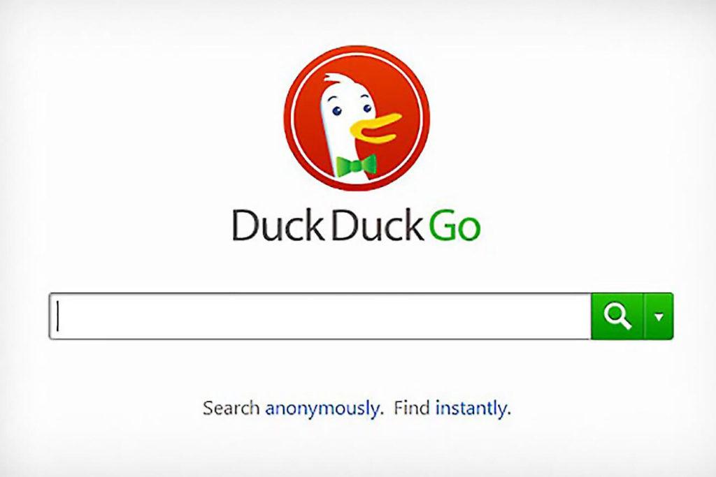 Duck Duck Go Search