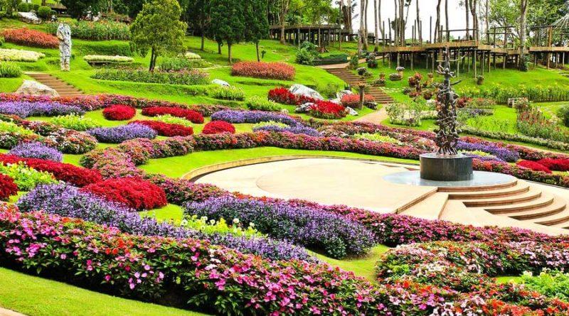 Top 12 English Landscape Garden Ideas To Enhance Gardenu0027s Beauty