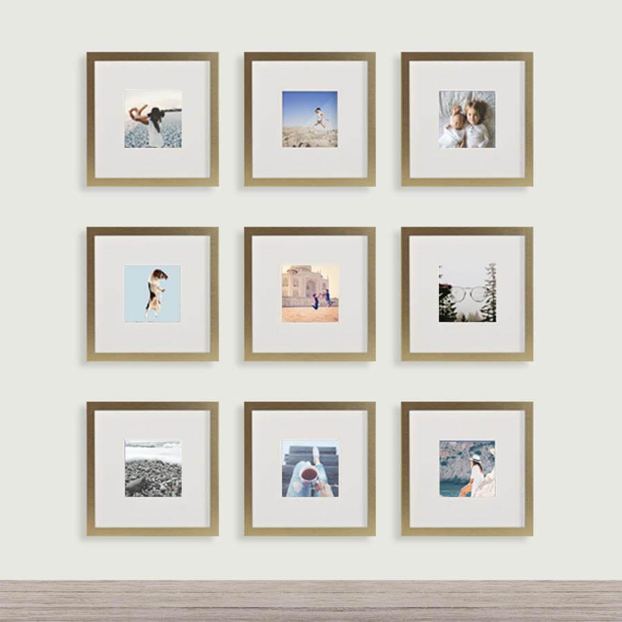 Framed Instagram Prints