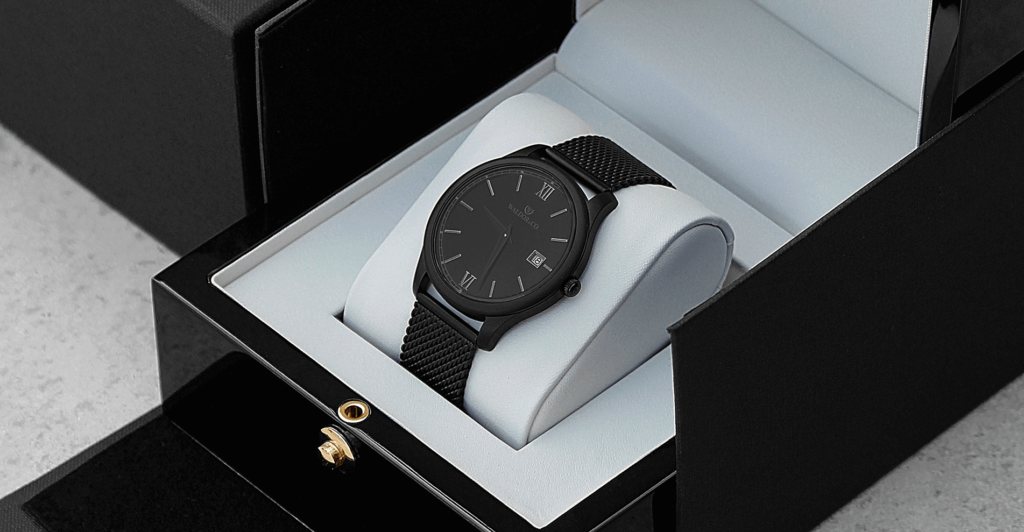 Lacquer Watch Box