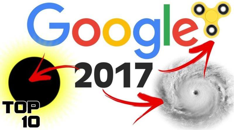 Most Searched on Google in 2017