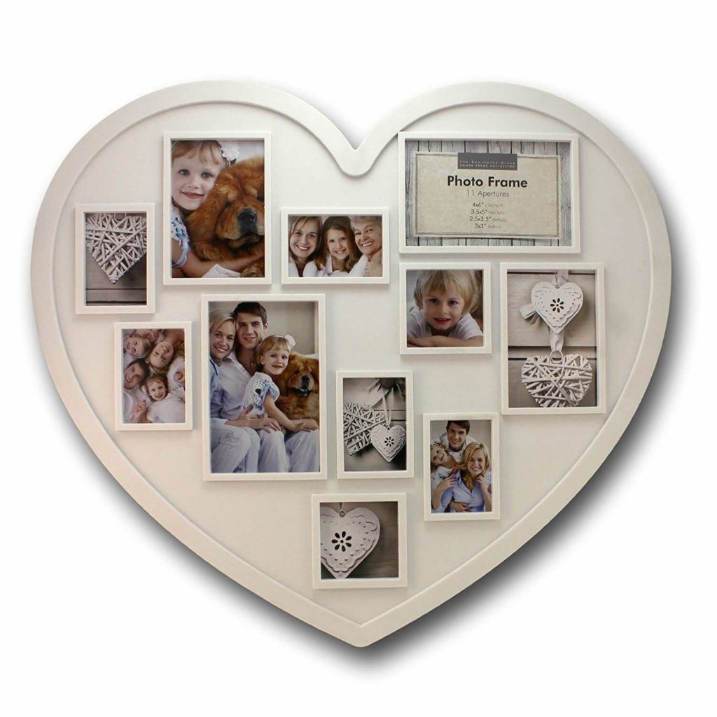 Sweethearts Photo Collage Frame