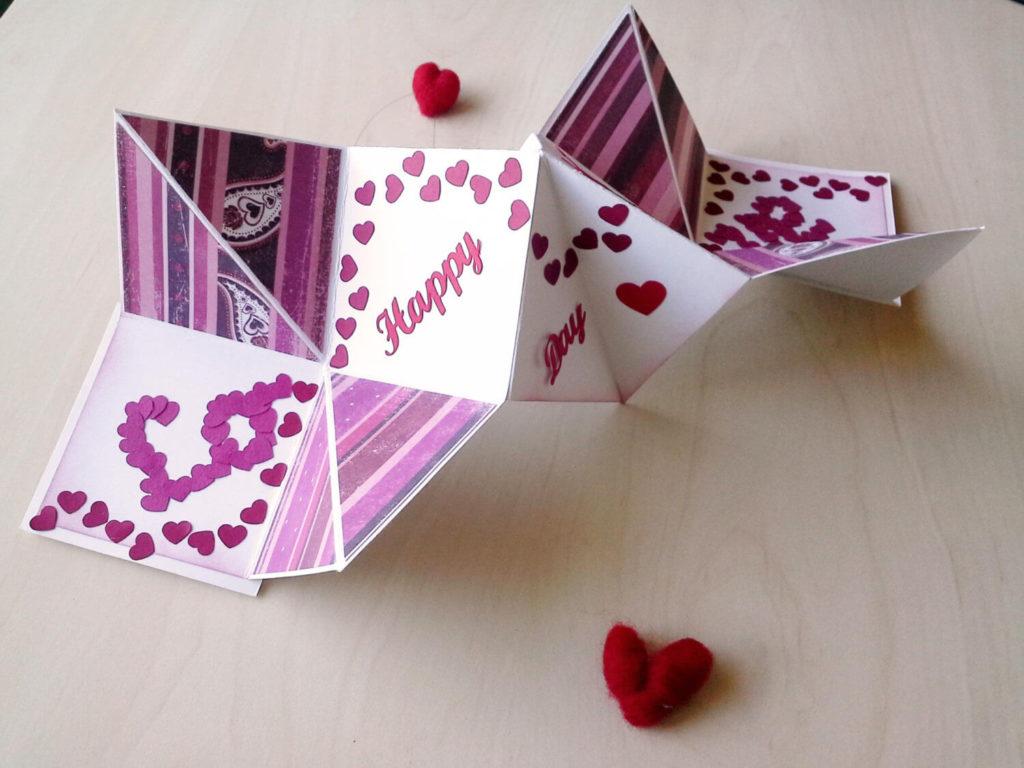 Unique Valentine Cards