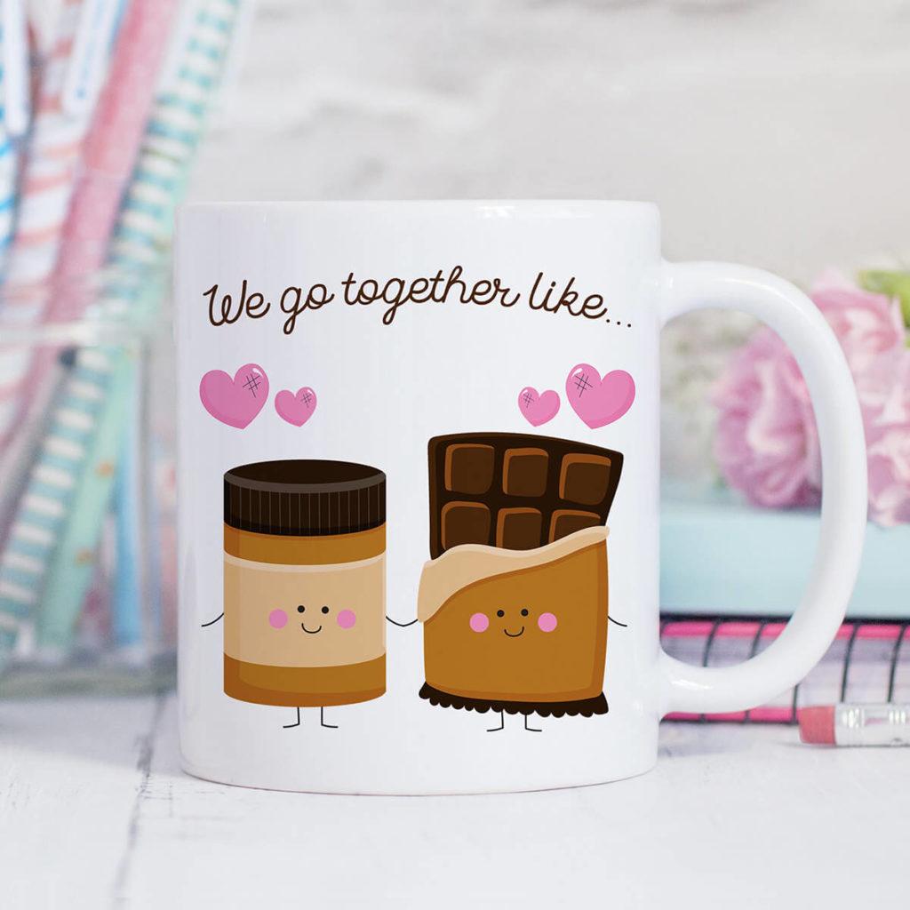 We Go Together Like Mugs