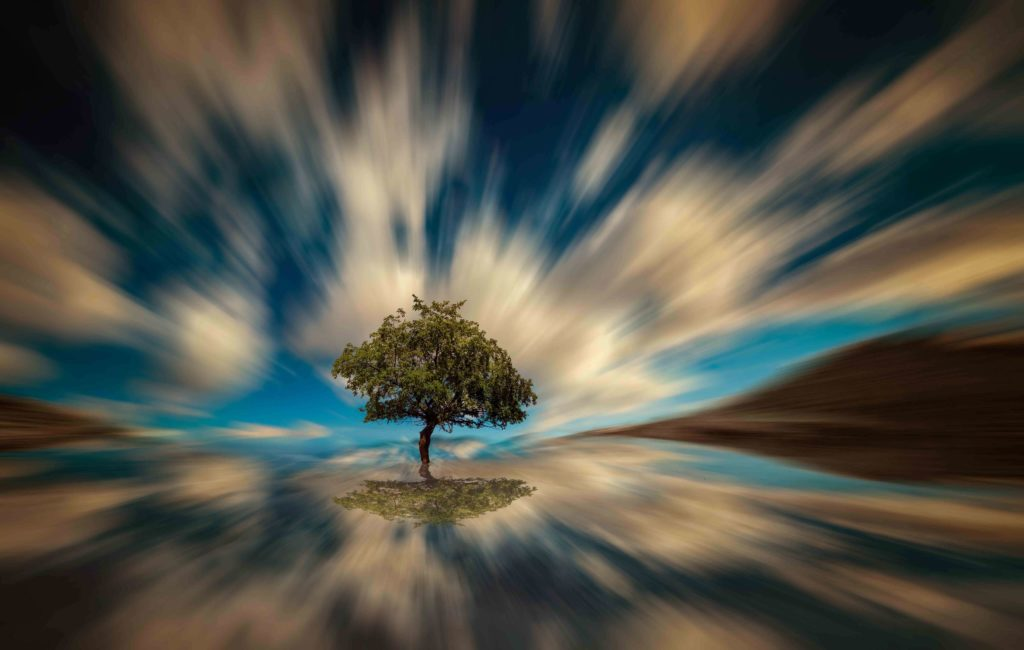 Zoom Blur Effect