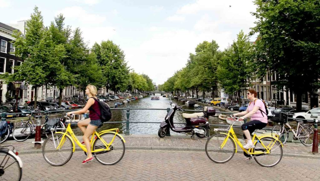 Bike and Get Cycling