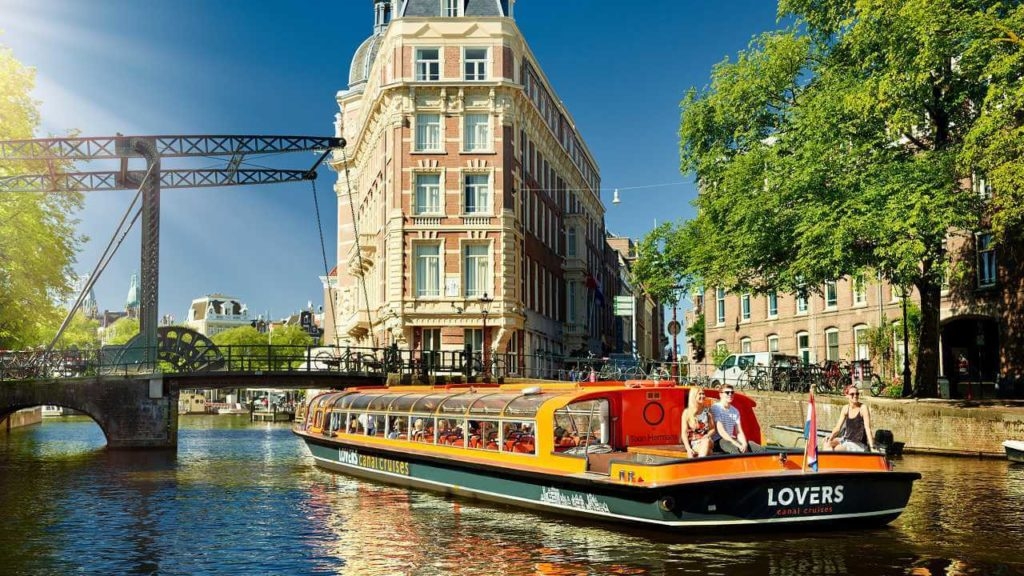 Canal Cruise Tour