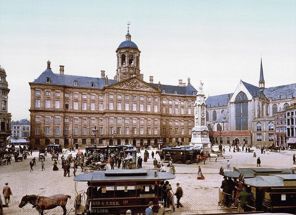 Explore Amsterdam's Historic Churches