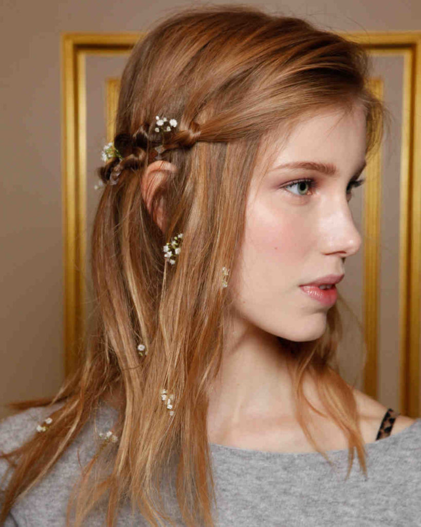 Marchesa hair