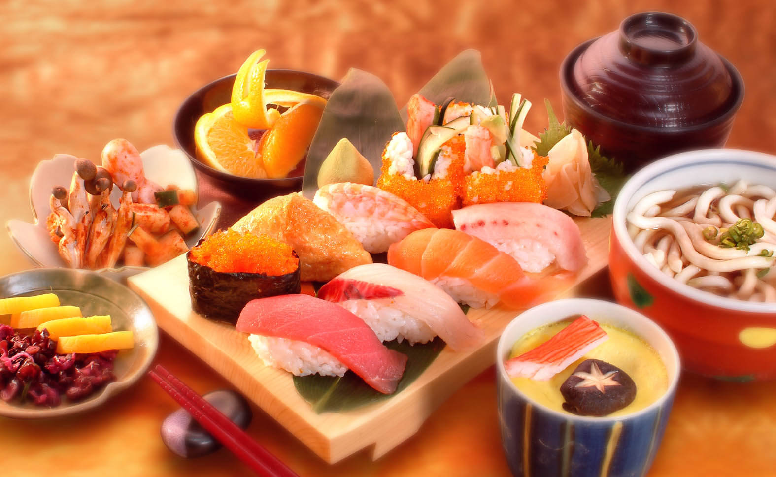 Most Popular Japanese Dishes