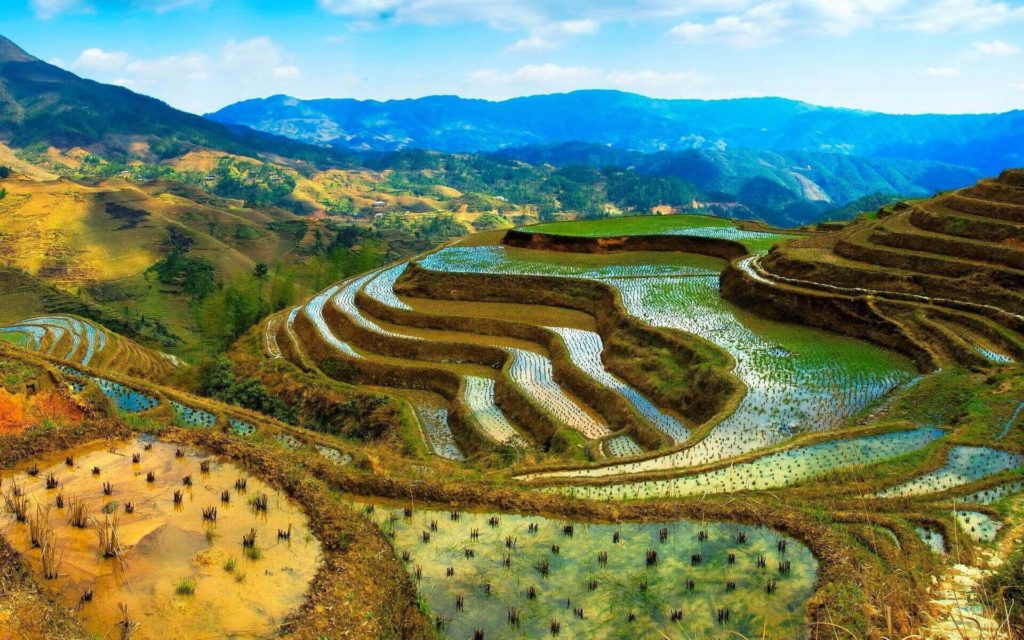 Banaue Rice Terraces, Ifugao tourist spots in the philippines