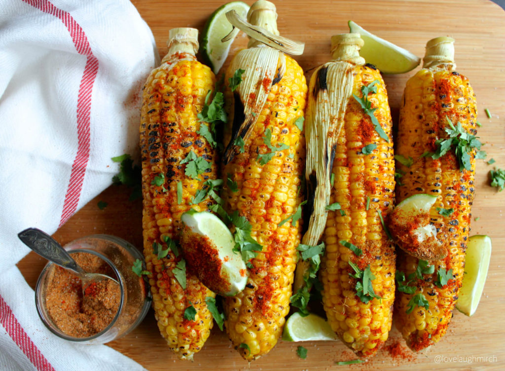 Be corn ready-summer vegetables in india
