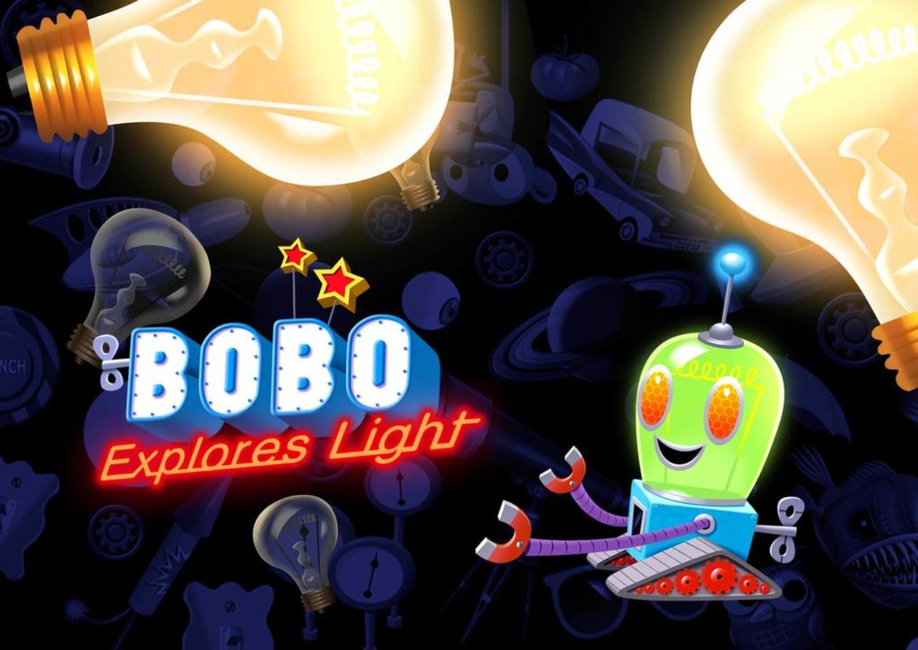 Bobo Explores Light-Best iPad Games For 4 Year Olds