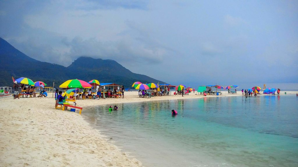 Camiguin Island, tourist spots in the philippines