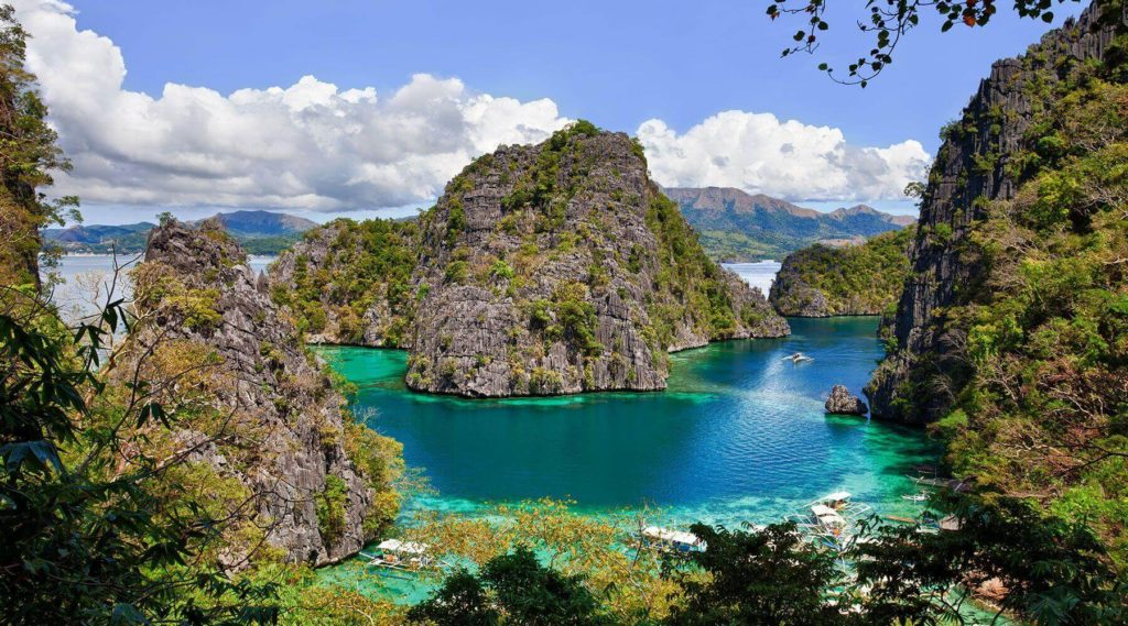 Coron, Palawan tourist spots in the philippines