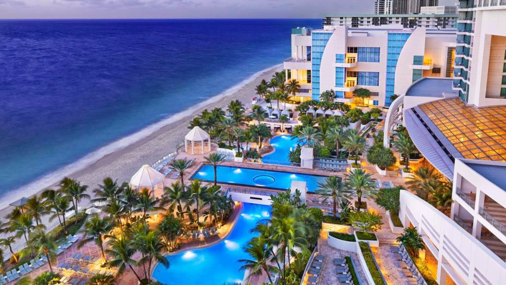 Diplomat Resort & Spa Hollywood most beautiful places To visit In florida
