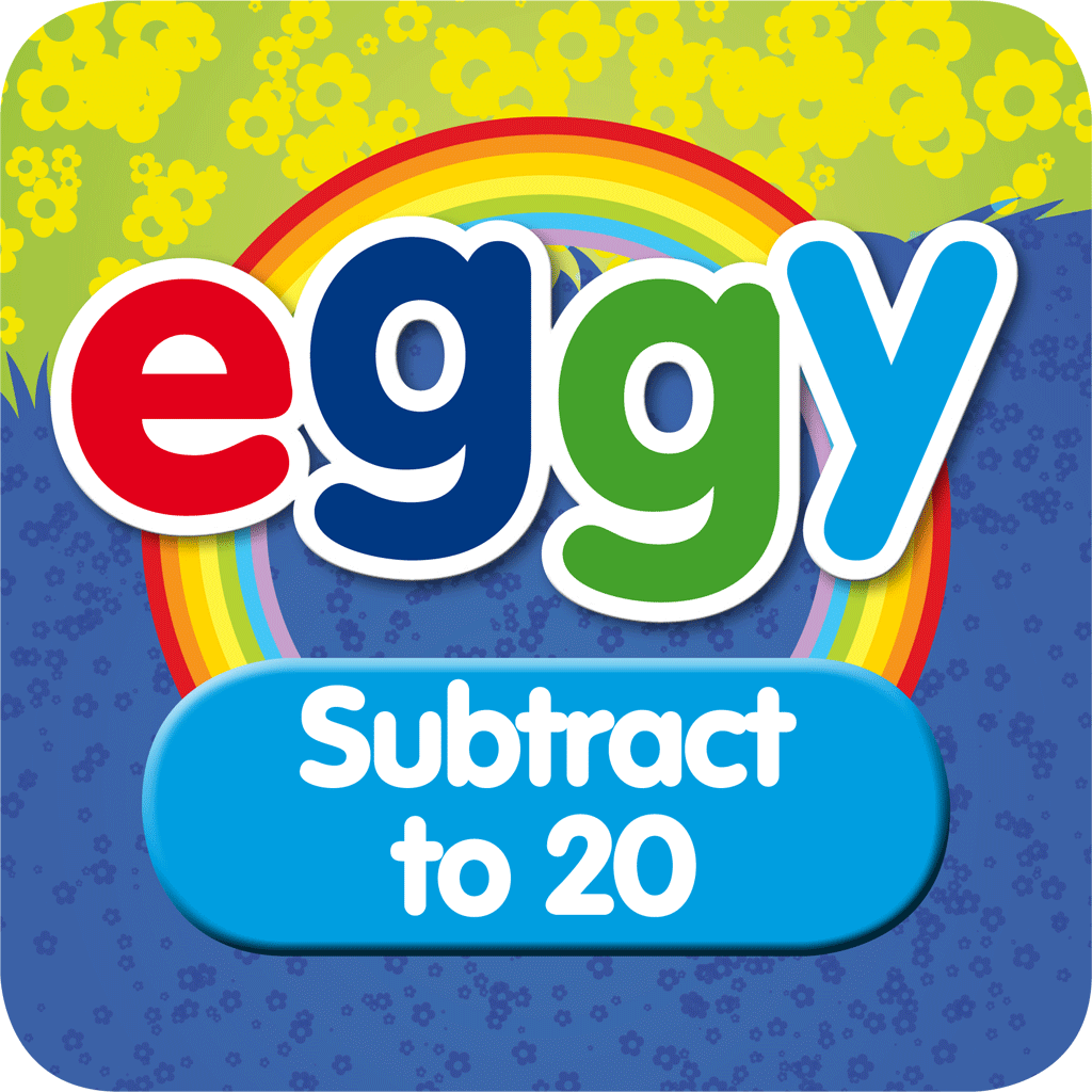 Eggy Subtract to 20-Best iPad Games For 4 Year Olds