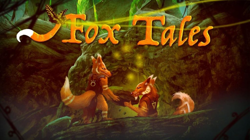 Fox Tales-Best iPad Games For 4 Year Olds