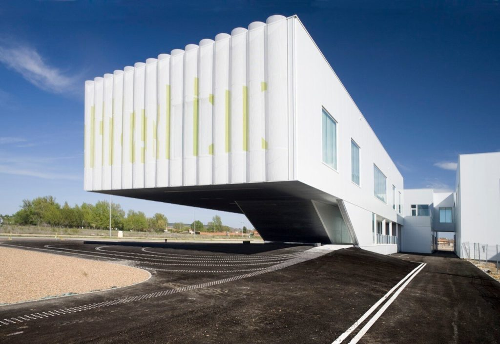 GH Genhelix Biopharmaceutical Facilities industrial architecture design
