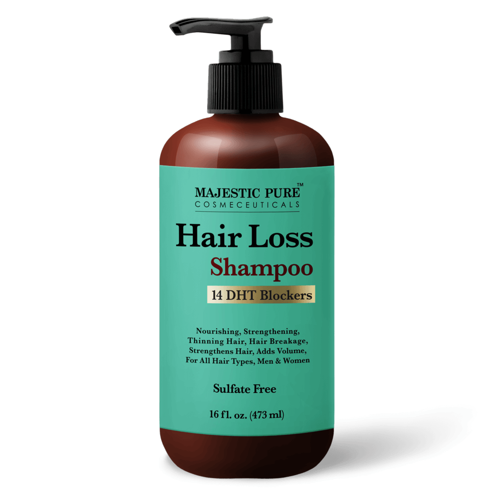 Majestic Pure Cosmeceuticals Anti-hair growth shampoo
