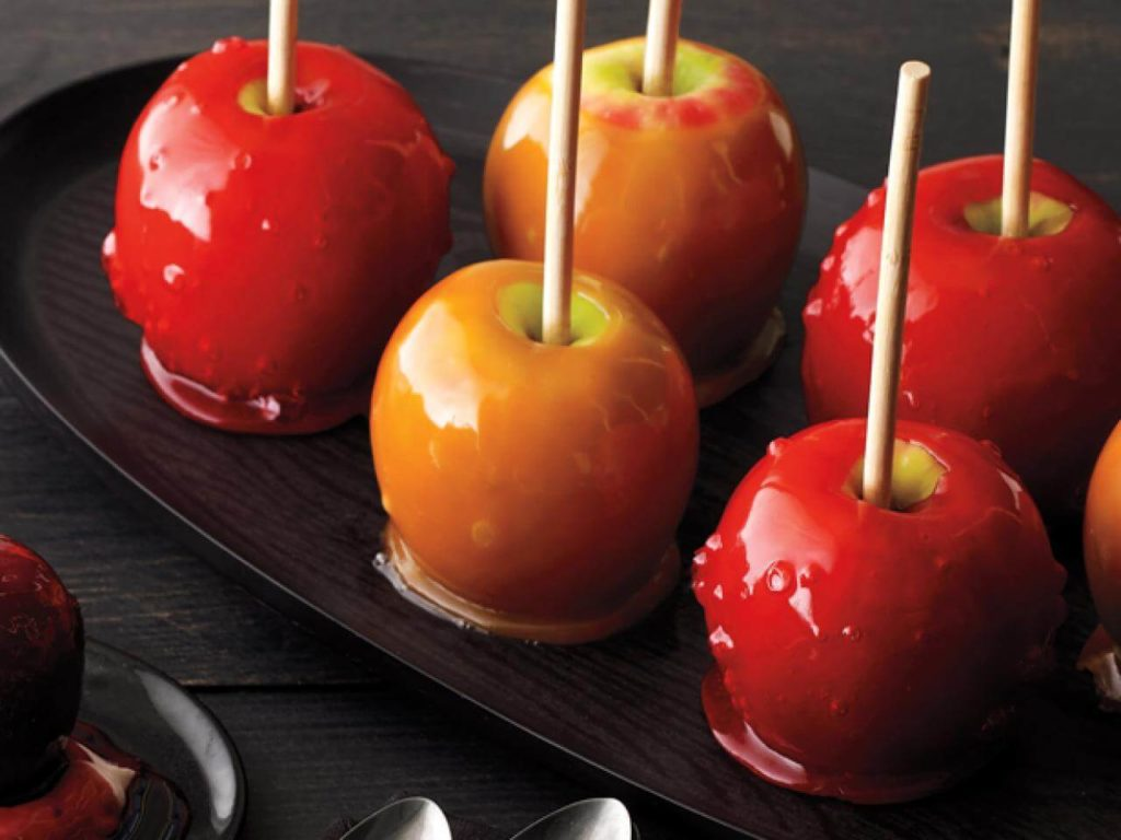 Make Candied Apples with Onions